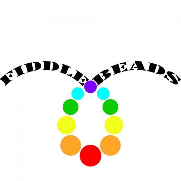 logo for fiddlebeads