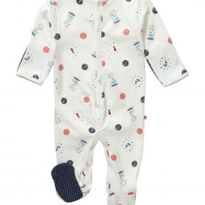 sailor spot sleepsuits
