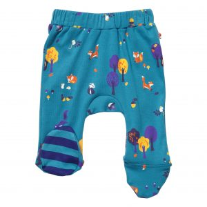 woodland footed trousers unisex