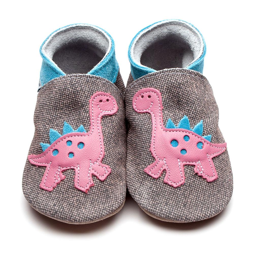 dinosaur-denim-pink-leather-inchblue-baby-shoe