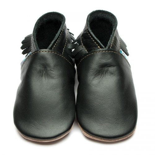Moccasin-black-inch-blue